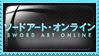 Sword Art Online stamp by Mayu-Hikaru