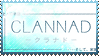 Clannad stamp
