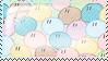 Dango daikazoku stamp by Mayu-Hikaru
