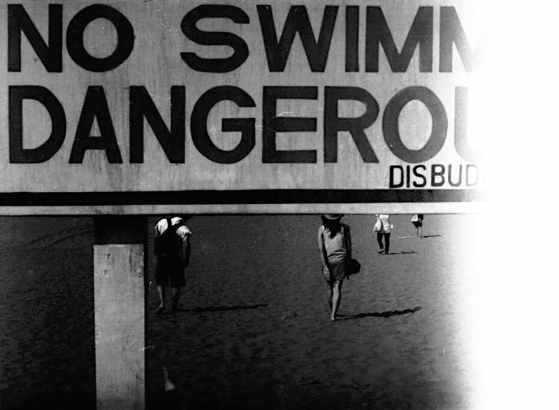 no swiming by RealitaDidalam