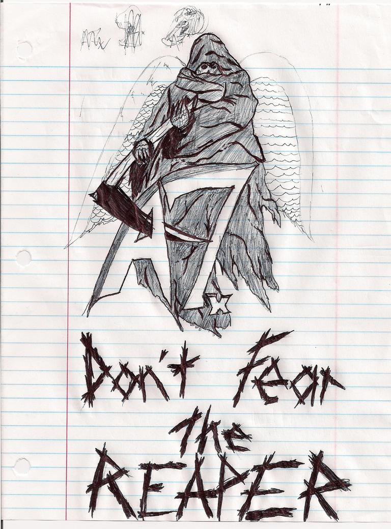 Don't Fear the Reaper by makemeasammiiiiiiich
