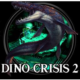 Dino Crisis 2 - Mosasaurus Icon by mano2