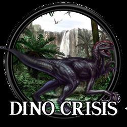 Dino Crisis - Therizinosaurus Icon