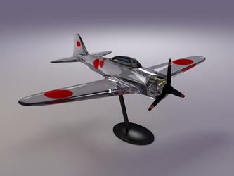 Glass A6M3 Zero