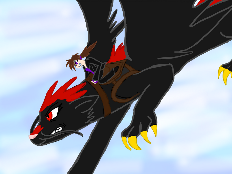 How to train your dragon queen test drive by blackdragon studios ccuart Gallery