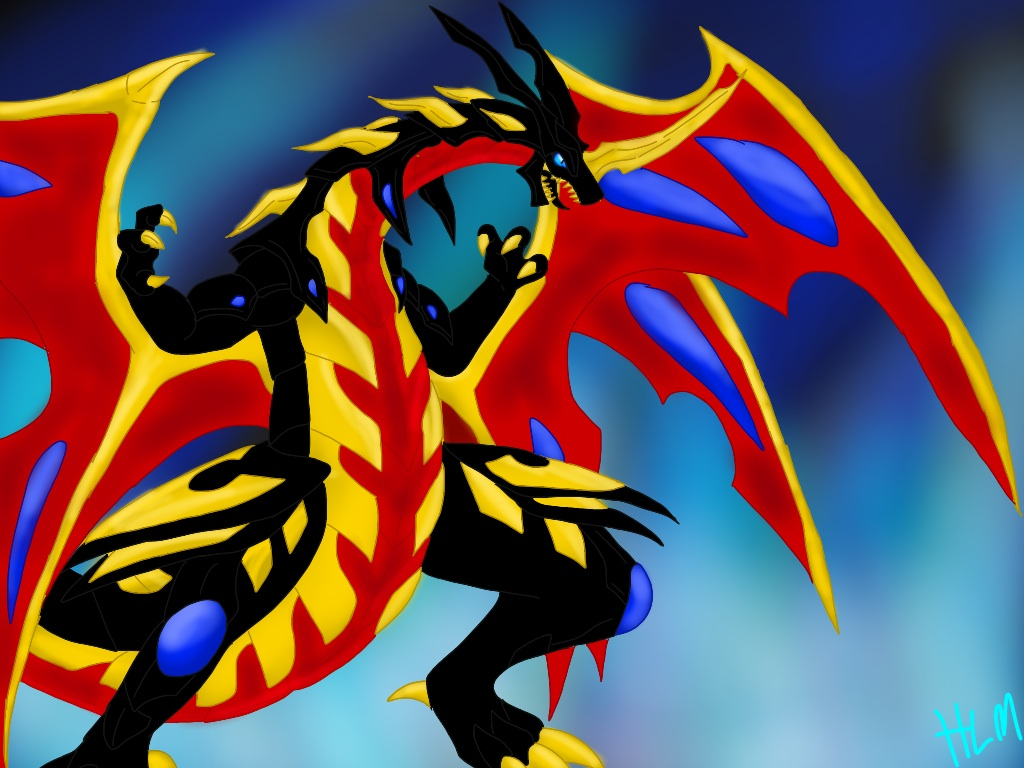 wallpaper bakugan drago
