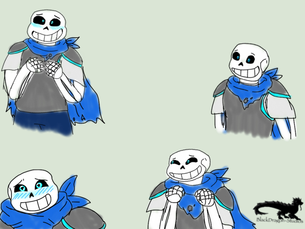 Undertale Au Underfell Papyrus Sketches By Blackdragon – Dibujos