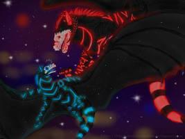 UT Dragon Riders: Deep-Seeded Hatred by BlackDragon-Studios