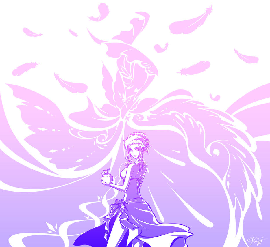 i love anime diantha by trainerrichie on DeviantArt