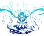 Star Guardian Sona (design)