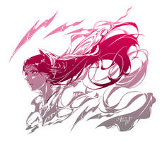 League of Legends - Irelia (reworked) by Paddy-F