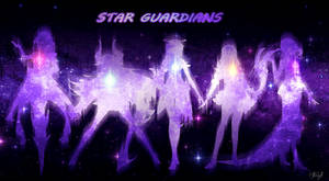 Star Guardian - Rise of the new stars by Paddy-F