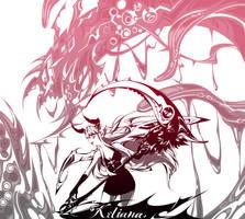 Commission - Keliana and Artanax