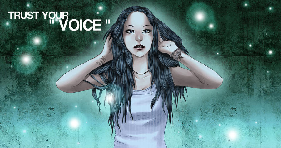 VOICE by utenaxchan