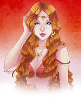 Commission : Helenandra by utenaxchan