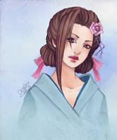 Commisson : Fuchida Tsuyako by utenaxchan
