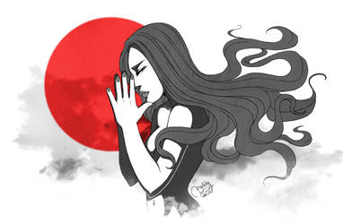 Pray for Japan by utenaxchan