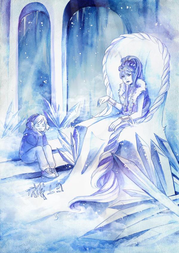Snow Queen by utenaxchan