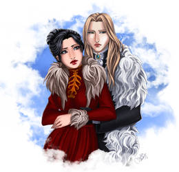 Commission : Sandu and Victoria