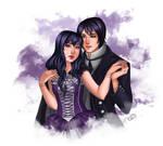 Commission : Jill Ann and Rozenn