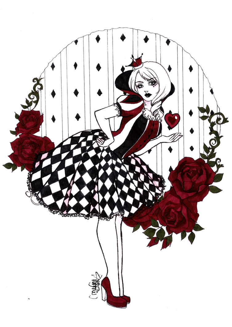Roses are Red by utenaxchan