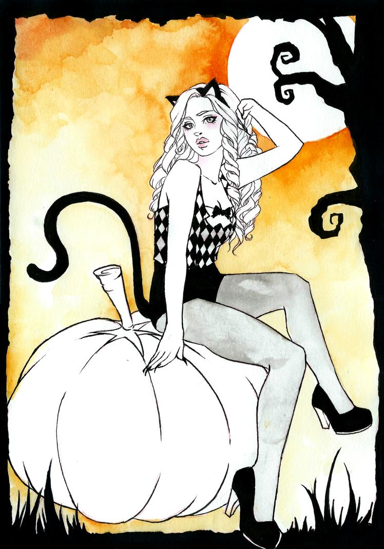 Halloween 2014 by utenaxchan