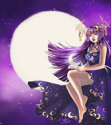 Moonlight by utenaxchan