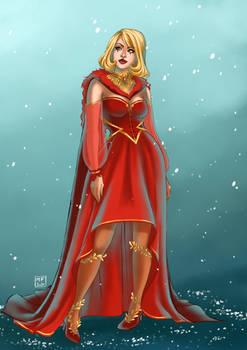 Winter Scarlet
