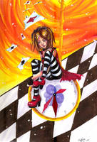++ Alice in Wonderland ++ by utenaxchan