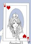 ++ Queen Of Heart lines ++
