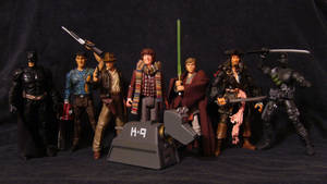 The Magnificent 7 by Police-Box-Traveler