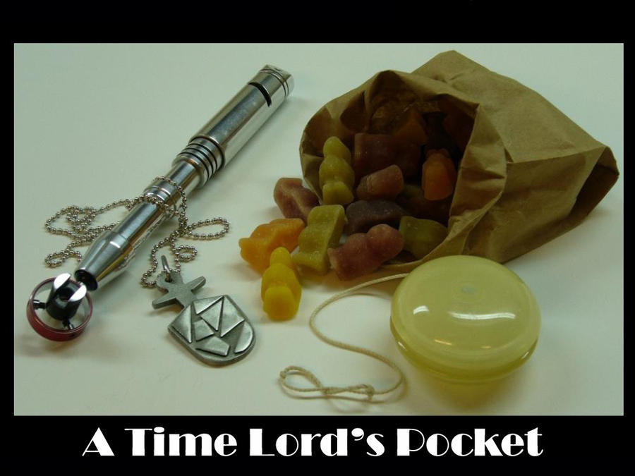A Time Lord's Pocket 3 by Police-Box-Traveler
