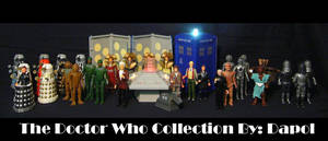 Dapol Doctor Who Collection