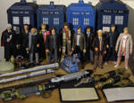 11 Doctors and some stuff