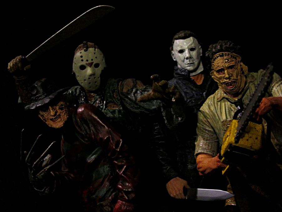 Horror Icons 'Classics' By Police-Box-Traveler On DeviantArt