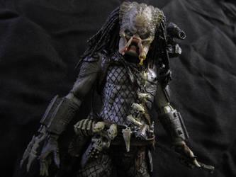 NECA Predator2 Clan Elder by Police-Box-Traveler