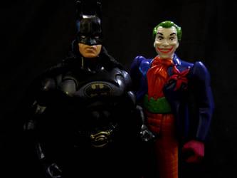 Batman 1989 by Police-Box-Traveler