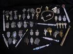 Sonic Screwdrivers and TARDIS Keys