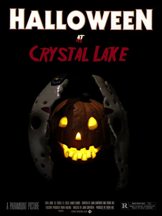 Halloween at Crystal Lake by Police-Box-Traveler
