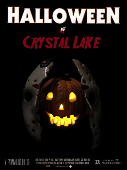 Halloween at Crystal Lake by Police-Box-Traveler