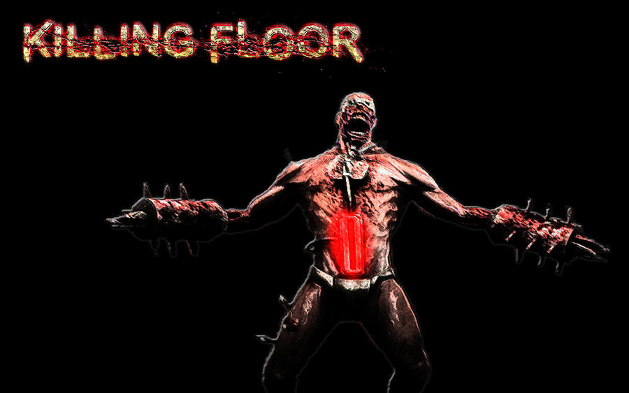 Killing Floor-Fleshpound By Flyhead On DeviantArt