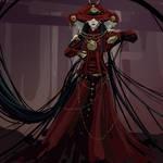 Thread Sorceress Speedpaint