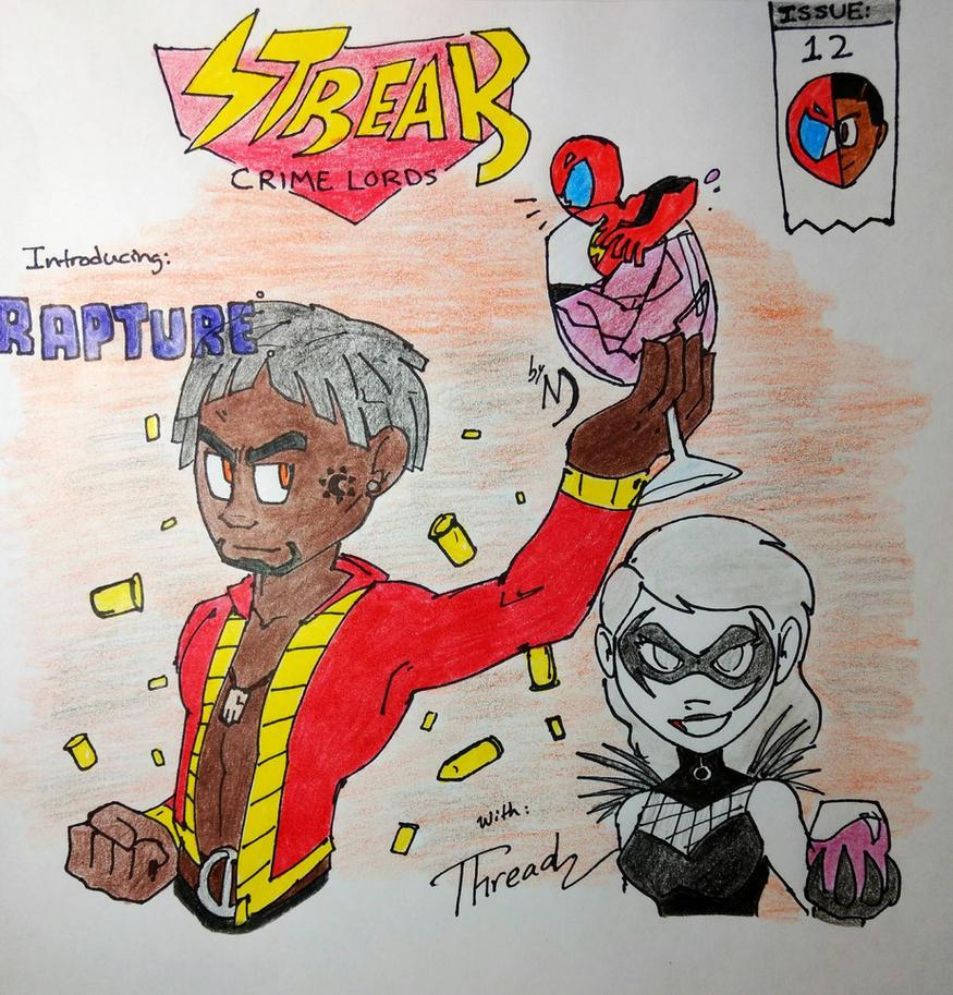 Streak: Crime Lords by streak663