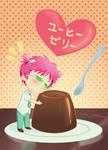 Saiki x Coffee Jelly