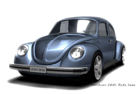 Evo Bug by msoon2k