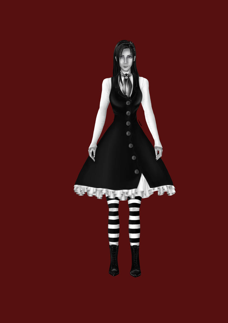 Alice Charackter Design by Hizaki-psych