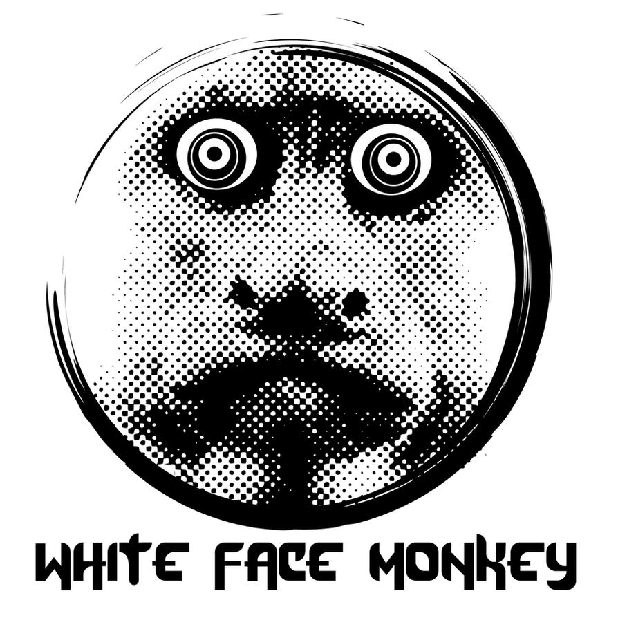 White Face Monkey by viewsionone