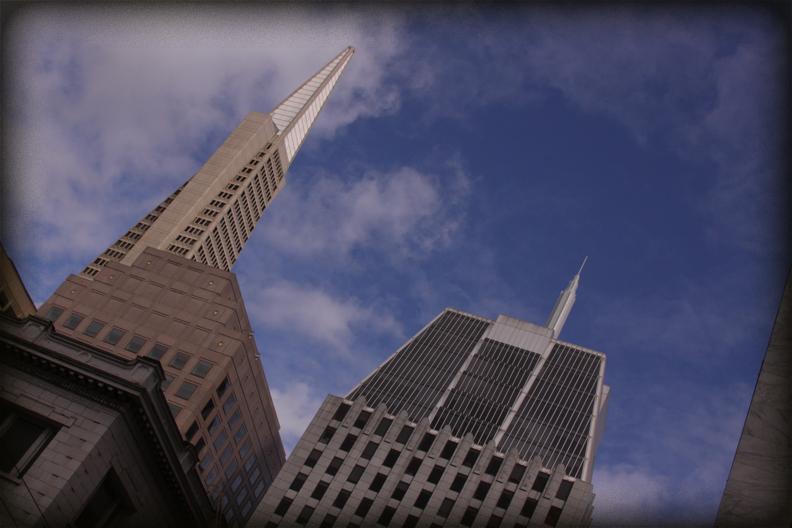 sf buildings by viewsionone