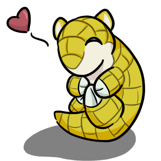 PokeChibi No. 27 - Sandshrew by TentacleLoveGoddess on ...