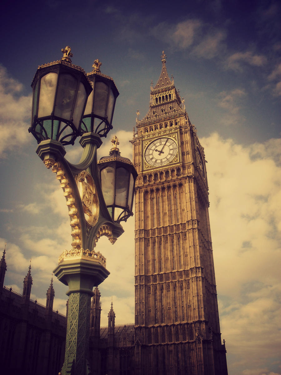 #Big Ben by LucaHennig